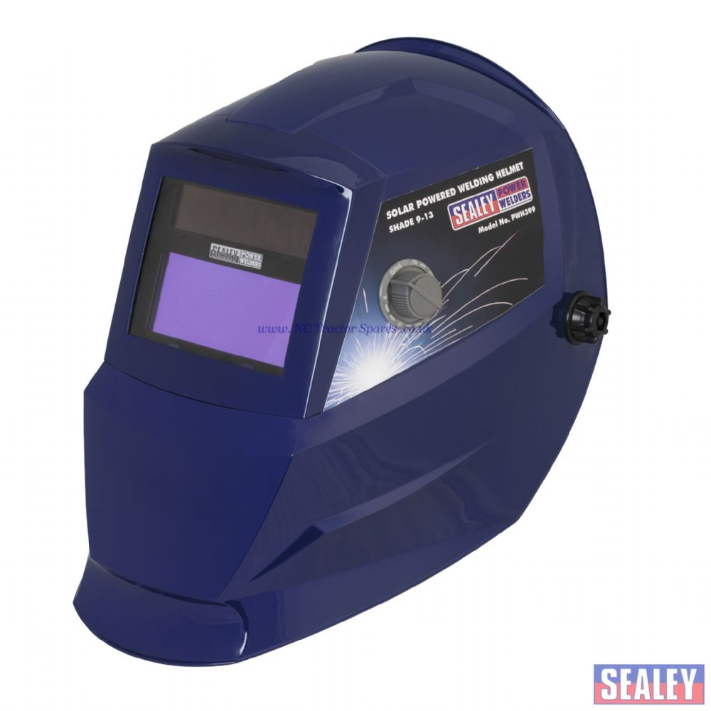 Welding Helmet Solar Powered Shade 9-13 with Grinding Function